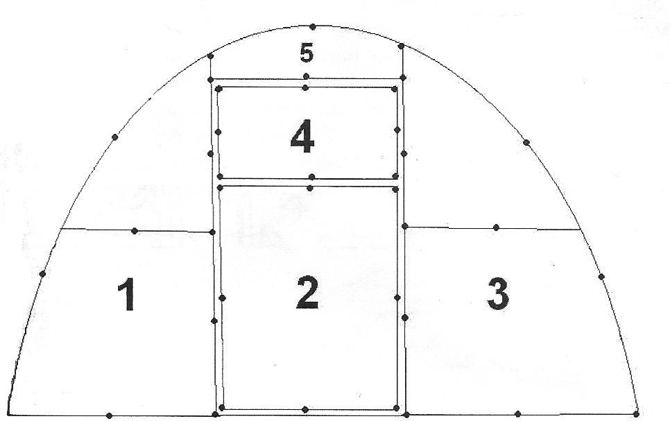 Рисунок 2 - Схема крепления